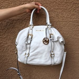 Michael Kors Bedford Extra-Large Bowling Satchel